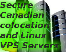 Secure Linux colocation and VPS hosting