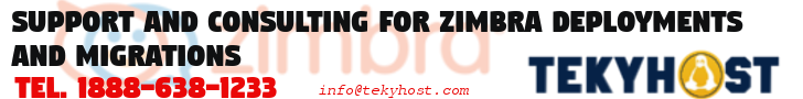 Zimbra Support and Consulting