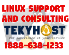 Linux support and consulting